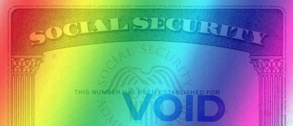 Social security when death occurs