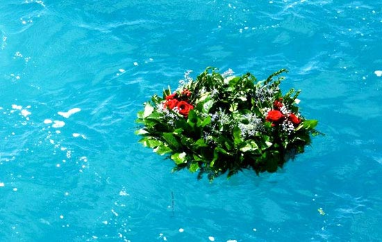Wreath on the Water