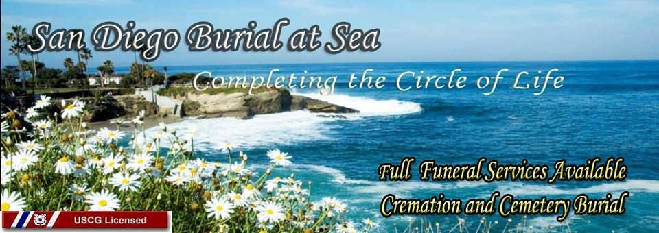 San Diego Burial at Sea