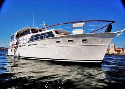 Starboard Yacht Profile
