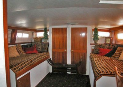 Yacht Staterooms