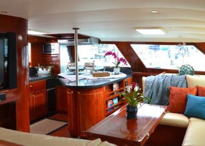 Yacht Galley